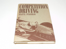 COMPETITION DRIVING. Paul Frere 1964 (MBC)